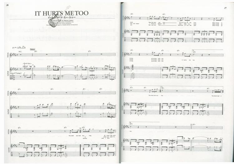 do re mi 音乐之声 普歌谱-莱普顿吉他演奏乐谱精选 附CD